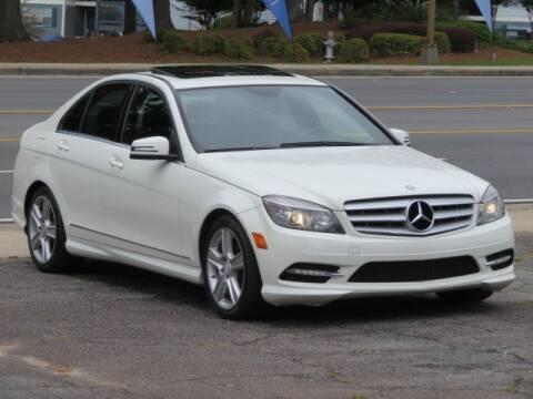 2011 Mercedes-Benz C-Class for sale at Marietta Auto Mall Center in Marietta GA