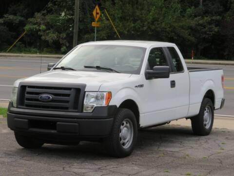 2010 Ford F-150 for sale at Marietta Auto Mall Center in Marietta GA