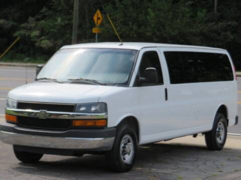 2015 Chevrolet Express Passenger for sale at Marietta Auto Mall Center in Marietta GA