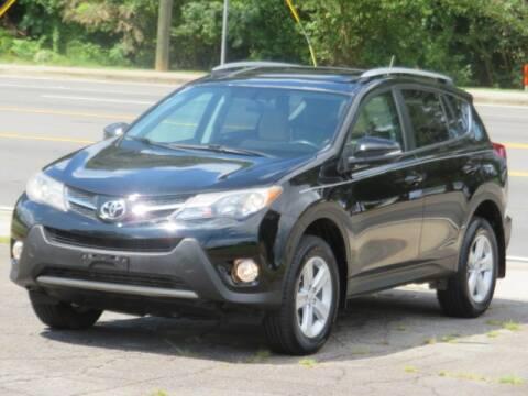 2014 Toyota RAV4 for sale at Marietta Auto Mall Center in Marietta GA