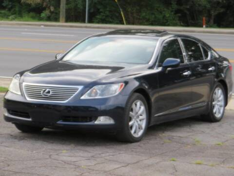 2008 Lexus LS 460 for sale at Marietta Auto Mall Center in Marietta GA