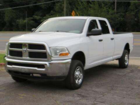 2011 RAM Ram Pickup 2500 for sale at Marietta Auto Mall Center in Marietta GA