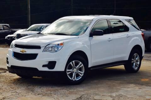2015 Chevrolet Equinox for sale at Marietta Auto Mall Center in Marietta GA