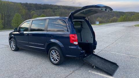 2015 Dodge Grand Caravan SE Plus for sale at Mobility Solutions in Newburgh NY