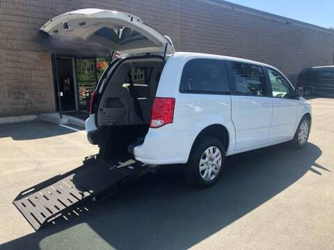 2017 Dodge Grand Caravan SE Plus for sale at Mobility Solutions in Newburgh NY