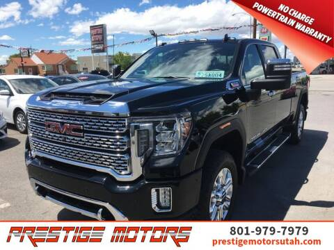 2020 GMC Sierra 3500HD for sale at Prestige Motors LLC in Salt Lake City UT