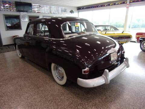 1951 Plymouth Business Coupe