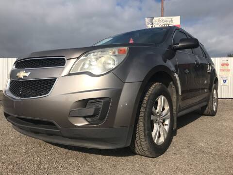 2011 Chevrolet Equinox for sale at Texas Country Auto Sales LLC in Austin TX