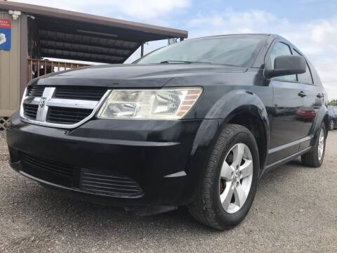 2009 Dodge Journey for sale at Texas Country Auto Sales LLC in Austin TX