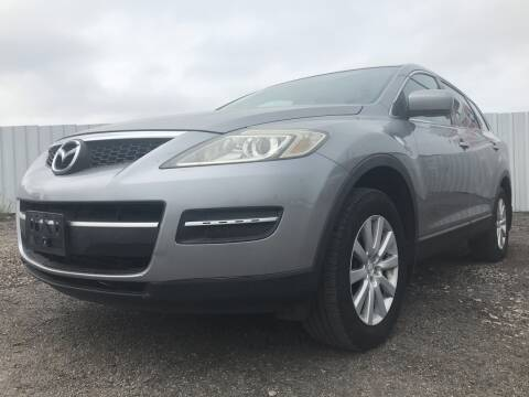 2009 Mazda CX-9 for sale at Texas Country Auto Sales LLC in Austin TX