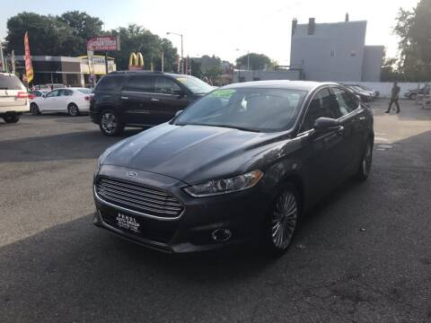 2016 Ford Fusion for sale at PRNDL Auto Group in Irvington NJ