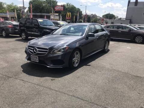 2014 Mercedes-Benz E-Class for sale at PRNDL Auto Group in Irvington NJ