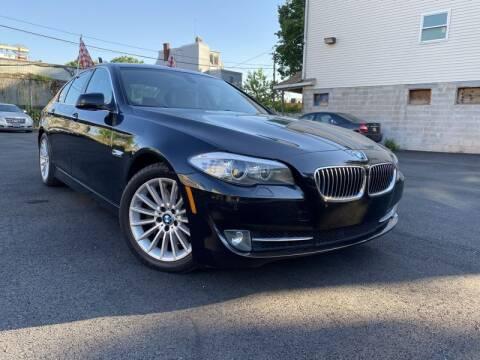 2011 BMW 5 Series for sale at PRNDL Auto Group in Irvington NJ