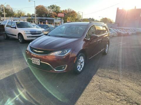 2017 Chrysler Pacifica for sale at PRNDL Auto Group in Irvington NJ