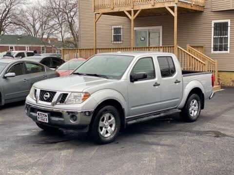 2011 Nissan Frontier for sale at PRNDL Auto Group in Irvington NJ