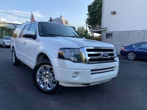 2012 Ford Expedition EL for sale at PRNDL Auto Group in Irvington NJ