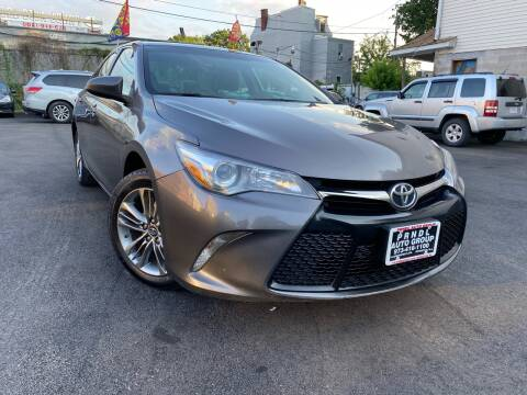 2017 Toyota Camry for sale at PRNDL Auto Group in Irvington NJ