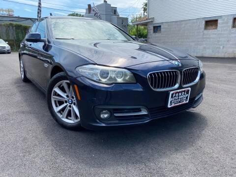 2015 BMW 5 Series for sale at PRNDL Auto Group in Irvington NJ