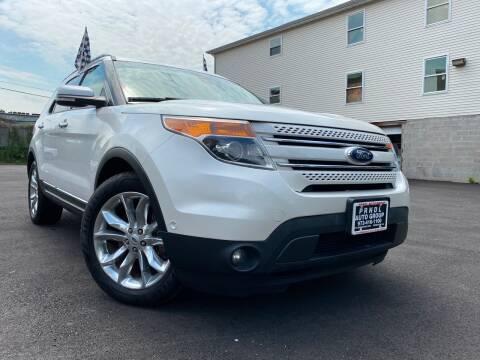 2014 Ford Explorer for sale at PRNDL Auto Group in Irvington NJ