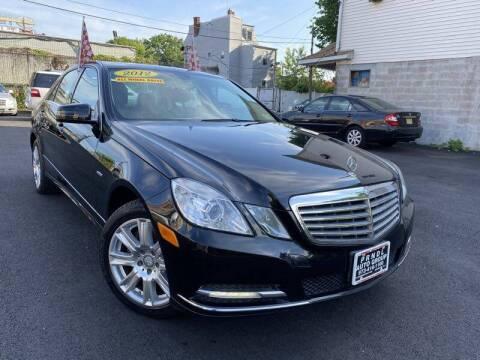 2012 Mercedes-Benz E-Class for sale at PRNDL Auto Group in Irvington NJ