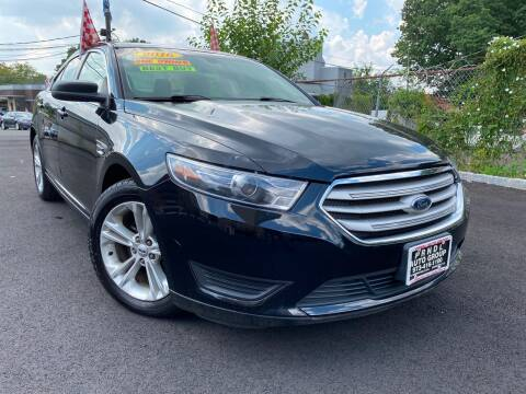 2016 Ford Taurus for sale at PRNDL Auto Group in Irvington NJ