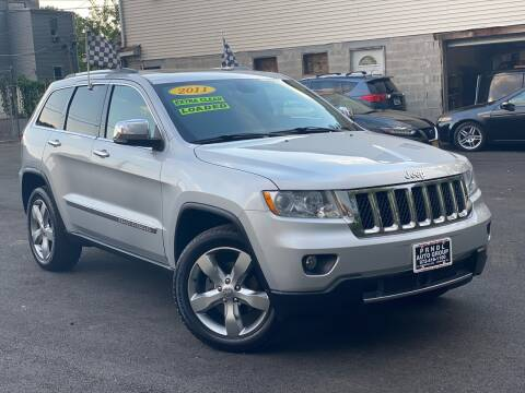 2011 Jeep Grand Cherokee for sale at PRNDL Auto Group in Irvington NJ