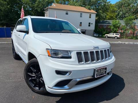 2015 Jeep Grand Cherokee for sale at PRNDL Auto Group in Irvington NJ