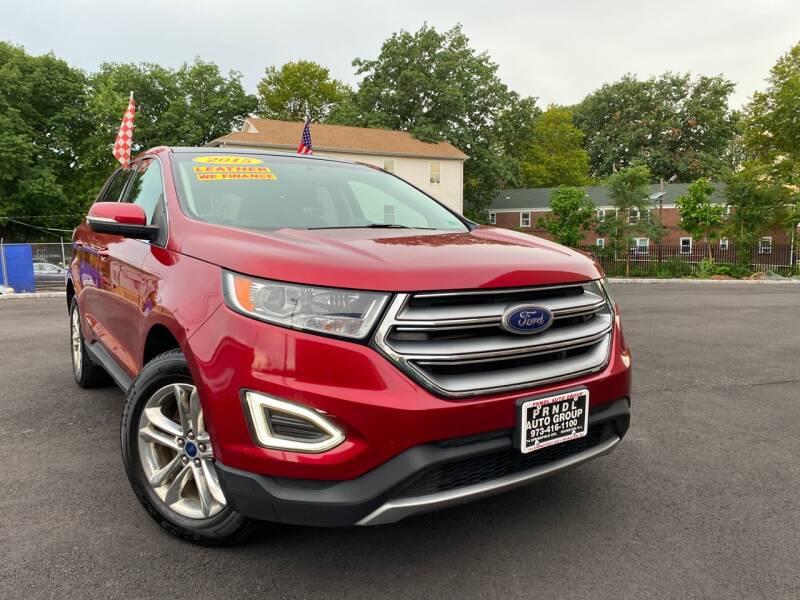 2015 Ford Edge for sale at PRNDL Auto Group in Irvington NJ