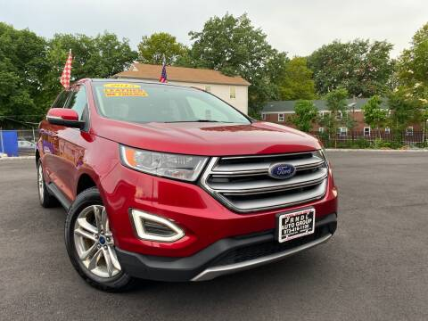 2015 Ford Edge for sale at PRNDL Auto Group in Irvington NJ