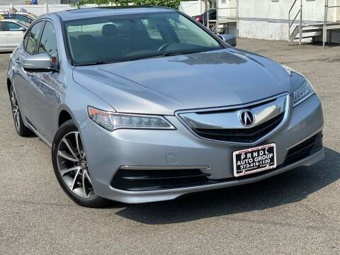 2016 Acura TLX for sale at PRNDL Auto Group in Irvington NJ