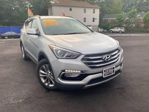 2017 Hyundai Santa Fe Sport for sale at PRNDL Auto Group in Irvington NJ