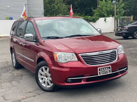 2011 Chrysler Town and Country for sale at PRNDL Auto Group in Irvington NJ