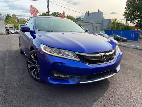 2016 Honda Accord for sale at PRNDL Auto Group in Irvington NJ