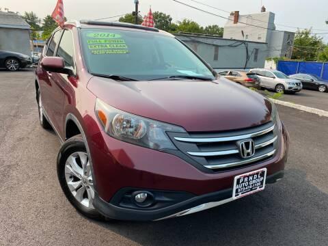 2014 Honda CR-V for sale at PRNDL Auto Group in Irvington NJ