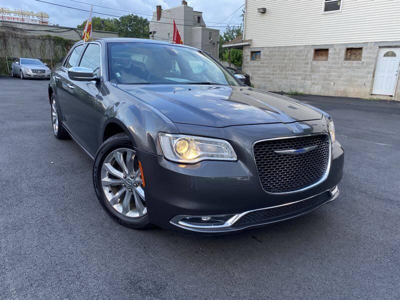 2018 Chrysler 300 for sale at PRNDL Auto Group in Irvington NJ