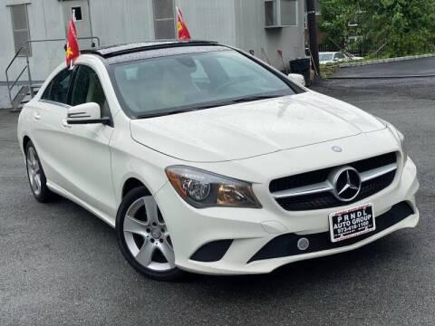 2015 Mercedes-Benz CLA for sale at PRNDL Auto Group in Irvington NJ