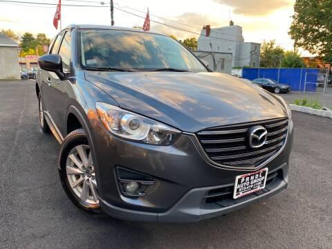 2016 Mazda CX-5 for sale at PRNDL Auto Group in Irvington NJ