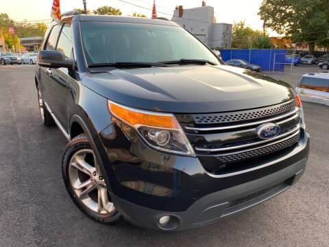 2013 Ford Explorer for sale at PRNDL Auto Group in Irvington NJ
