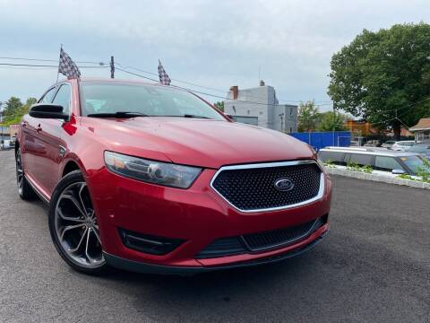 2013 Ford Taurus for sale at PRNDL Auto Group in Irvington NJ