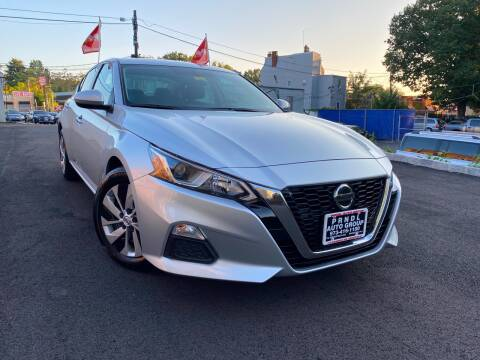2020 Nissan Altima for sale at PRNDL Auto Group in Irvington NJ