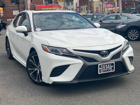2018 Toyota Camry for sale at PRNDL Auto Group in Irvington NJ