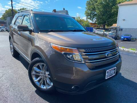 2015 Ford Explorer for sale at PRNDL Auto Group in Irvington NJ