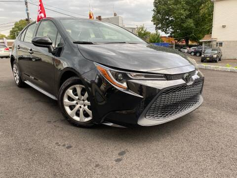 2020 Toyota Corolla for sale at PRNDL Auto Group in Irvington NJ