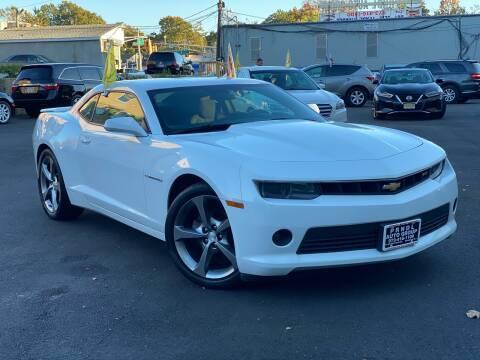 2014 Chevrolet Camaro for sale at PRNDL Auto Group in Irvington NJ
