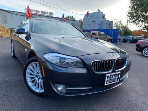 2012 BMW 5 Series for sale at PRNDL Auto Group in Irvington NJ