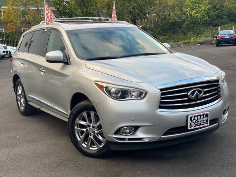 2015 Infiniti QX60 for sale at PRNDL Auto Group in Irvington NJ