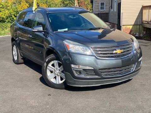 2014 Chevrolet Traverse for sale at PRNDL Auto Group in Irvington NJ
