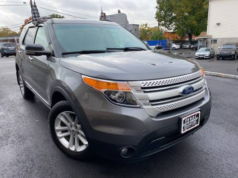 2012 Ford Explorer for sale at PRNDL Auto Group in Irvington NJ