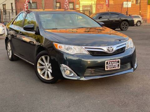 2012 Toyota Camry for sale at PRNDL Auto Group in Irvington NJ