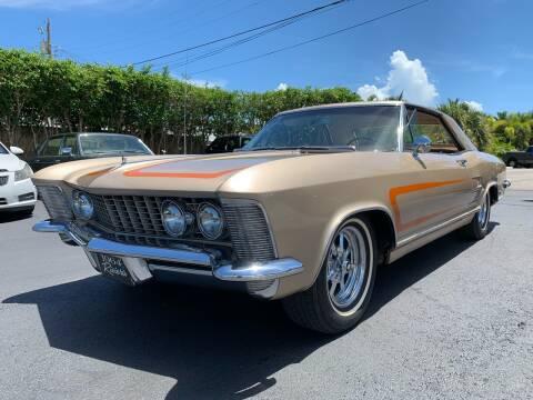 1964 Buick Riviera for sale at American Classics Autotrader LLC in Lantana FL